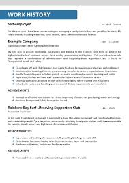hospitality resume template the elegant resume for hospitality resume examples mining resume sample mining resume template