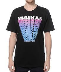 <b>Mishka Cyrillic</b> Logo Trail T-Shirt