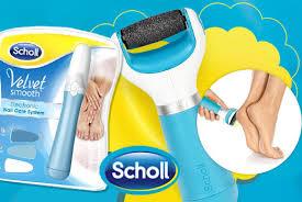 <b>Электрические пилки</b> Scholl Velvet Smooth для ногтей или стоп ...
