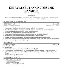 resume examples  entry level resume examples resume format  resume    resume examples  entry level banking resume example with professional experience and additional skills  entry