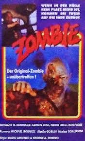Goblin - <b>Zombie</b> (<b>Cassette</b>) | Discogs