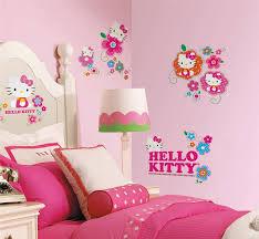 kitty bedroom pretty pink ideas