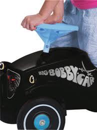 Детская <b>машинка</b>-<b>каталка BIG</b> Bobby Car Classic Sansibar черная ...