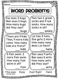 Word problems, Subtraction worksheets and Worksheets on Pinterest