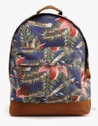 Городской <b>рюкзак Mi-Pac Premium Floral</b> Palm Floral Navy 740326 ...