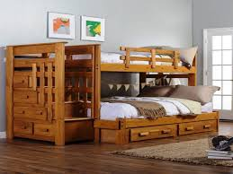 bunk beds with desk and stairs bunk beds stairs desk