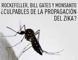 Resultado de imagen para monsanto y el zika
