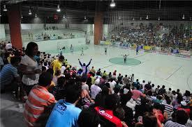Resultado de imagem para ginásio Arnóbio Abreu, na cidade de Assú RN