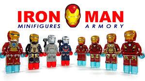 lego iron man marvel superhero knock off minifigure collection set 1 bootleg bootleg iron man 2 starring