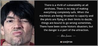 QUOTES BY ALEX JAMES | A-Z Quotes via Relatably.com