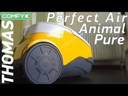 <b>Thomas Perfect</b> Air Animal Pure - <b>пылесос</b> с аквабоксом - Обзор от ...