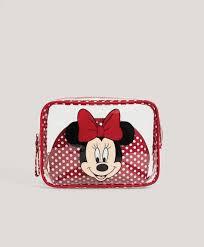 <b>Косметичка Minnie</b>® - Аксессуары - Одежда для дома | Oysho