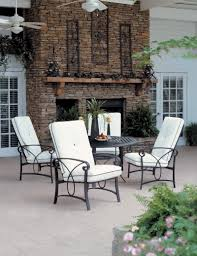 image of ideal high back outdoor chair cushions black patio chair cushions