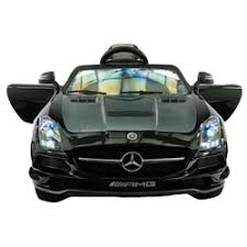 «<b>электромобиль Hollicy Mercedes</b>-<b>Benz</b> SLS AMG Black Carbon ...