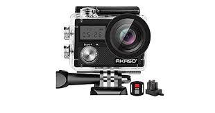 AKASO Brave 4 4K <b>WiFi Action Camera</b> 20MP <b>Ultra</b> HD with EIS ...