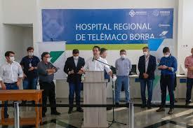 Hospital de Telêmaco Borba vai atender pacientes da Covid-19 - CGN