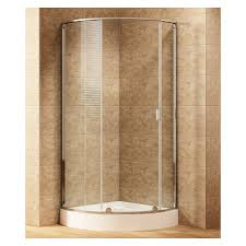 <b>Ширма душевая FLOW</b>, 90х90х205 - Материал: стекло, акрил ...