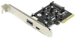 USB 3.1 Gen2 <b>контроллер ORIENT AM</b>-<b>31U2PE</b>-AС — купить по ...