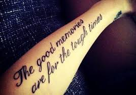 Long Quote Tattoo on Pinterest via Relatably.com