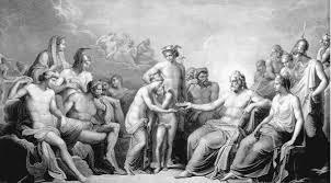 Resultado de imagem para deuses da antiguidade