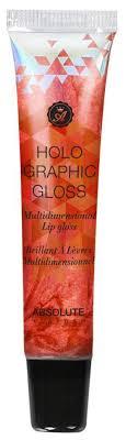 Купить <b>блеск для губ ABSOLUTE</b> NEW YORK Holographic Lip ...