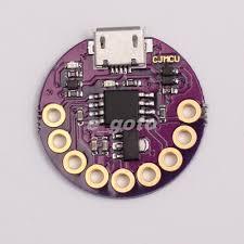 CJMCU <b>Lily Tiny LilyPad Development Board</b> Wearable ...