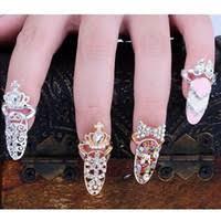 Wholesale Heart Rhinestones Nail Art - Buy Cheap Heart ...