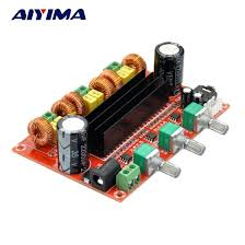 Shop Aiyima <b>TPA3116 2.1 Digital Audio</b> Amplifier Board ...