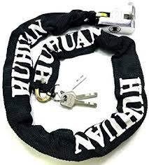 TriEcoWorld <b>Motorcycle Motorbike Bike</b> Bicycle Cycle Security Chain...