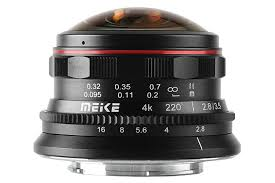Announcement: MEIKE <b>3.5mm 1</b>: 2.8 Circular Fisheye | Happy