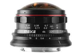 Announcement: MEIKE <b>3.5mm 1</b>: 2.8 Circular Fisheye | Happy