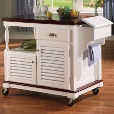 kitchen island mobile: mobile kitchen island for small spaces