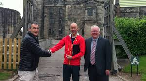 Alton Castle achieves status for delivering <b>led mountain bike</b> rides