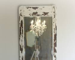 l e a n e r antique leaning mirror floor mirror shabby chic antique dresser framed leaning mirror shabby chic