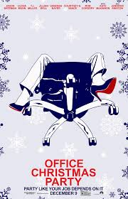 office christmas party 2016 poster 23 trailer addict office christmas party poster 14