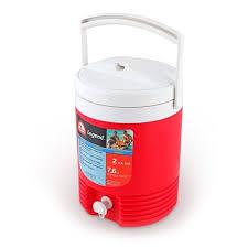 Изотермический контейнер (термобокс) <b>Igloo 2 Gal</b> (7 л.), красный