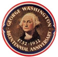 「Washington's 200th birthday,」の画像検索結果