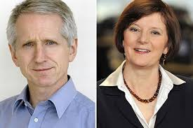 The BBC's director of news, Helen Boaden, and her deputy, Stephen Mitchell, have stepped aside as a result of a botched Newsnight report which contributed ... - Stephen%2520Mitchell%2520and%2520Helen%2520Boaden