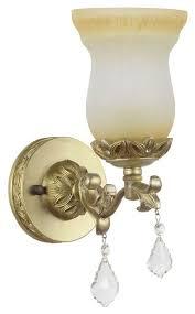 <b>Настенный светильник Dio D'Arte</b> Dorato E 2.1.1.200 S, 60 Вт ...