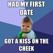 Why Girls Like Going on First dates More than Guys. | Instamour via Relatably.com