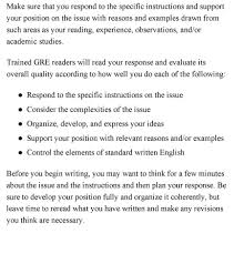 gre essay format gre argument essay sample example of gre analytical writing samples 2017 2018 student forum