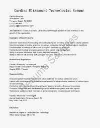 ultrasound technician resume ultrasound technician resume 3651