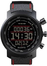 Купить спортивные <b>часы Suunto Elementum</b> Terra Black/Red ...