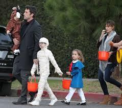 Celebrity Dad Ben Affleck