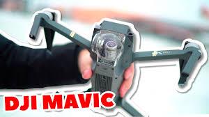 Лучший <b>квадрокоптер</b> - <b>DJI Mavic</b> PRO - YouTube