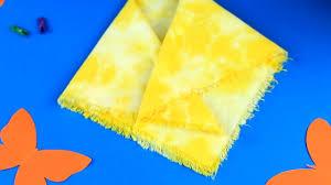 Как покрасить ткань в домашних условиях - узелковый батик ...