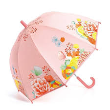 <b>DJECO</b> Зонтик - <b>Цветочный сад</b> DD04701 - 3070900047013