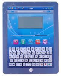 Обучающий <b>планшет PLAY SMART</b> с цветным экраном (<b>русско</b> ...