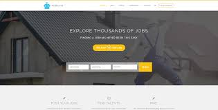 top premium job board wordpress theme wp review team robojob job theme