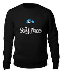 """Свитшоты c популярными принтами """"<b>Sally Face</b>"""" - купить ..."""